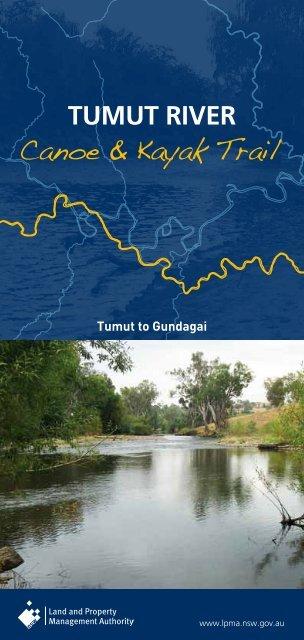Tumut River Canoe and Kayak Trail - Land