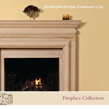 Fireplace Collection - Stamford Stone