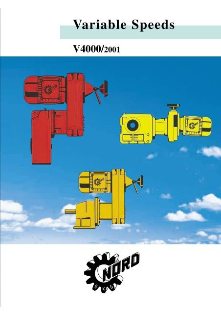 Nord Gear Motor Catalog Download