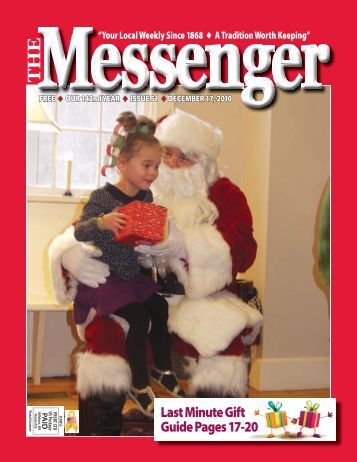 The Messenger – December 17, 2010 – downlad PDF - Granite Quill ...
