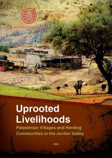 Uprooted Livelihoods