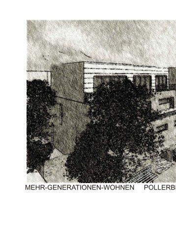Die Architekten-Mappe als PDF-Datei im Format DIN A4 ...