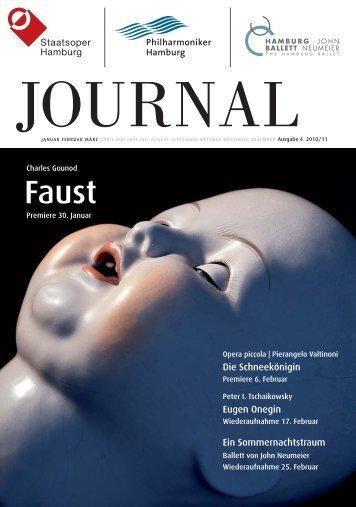 Journal 4_Journal 3 - Hamburgische Staatsoper