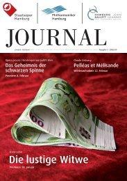 Journal 3 - Hamburg Ballett
