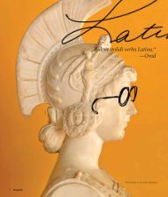 Rident stolidi verba Latina.* —Ovid