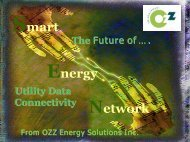 OZZ corporation - Ontario Energy Board