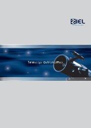 Telescopi astronomici - Ottica De Righetti