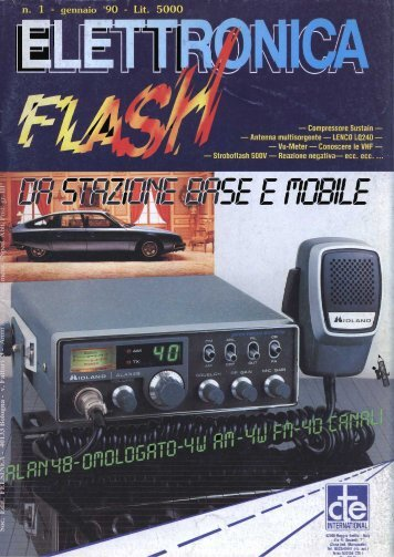 Rivista Elettronica FLASH - Introni.it