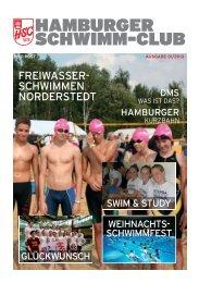 HSC Post 01/2013 - Hamburger Schwimm-Club von 1879 e.V.