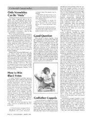 Instauration 1984 03 March Vol9 No4 - Instauration Online