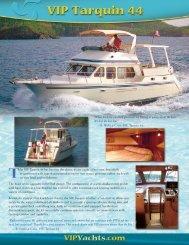 Download Tarquin 44 Brochure - VIP Yachts