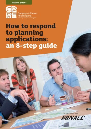 How to respond to planning applications - Campaign to Protect ...