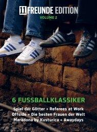 11 Freunde Edition Volume 2 - Rhenania Buchversand