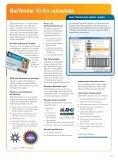 Johtava ohjelmisto maailmassa tarra-, viivakoodi ... - Seagull Scientific - Page 5