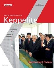 Resplendent Riviera - Keppel Corporation