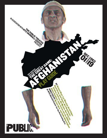 to download The Great Game: Afghanistan - the Public Theater