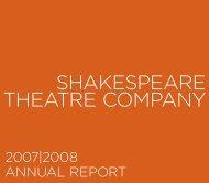 Edward II - The Shakespeare Theatre Company