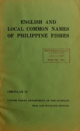 Fishery circular - NMFS Scientific Publications Office