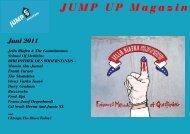 Juni 2011 Jello Biafra & The Guantanamo School Of ... - Jump Up