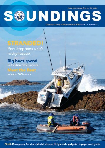 Issue 11 - June 2012 - Marine Rescue NSW