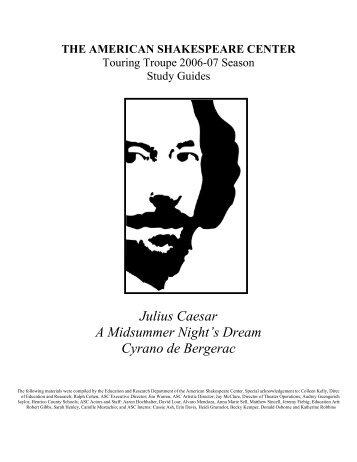 A Midsummer Night's Dream - Camille Mustachio