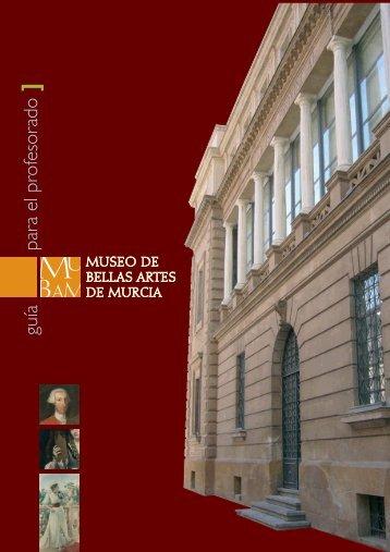 Guía para el profesorado del Museo de Bellas