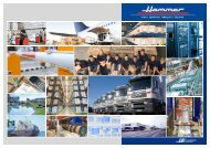 Deutsche Version der Firmenpräsentation - Hammer