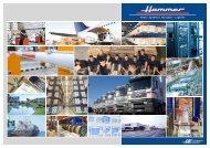 Company presentation (English) - Hammer