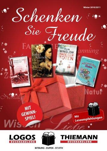 www.logos.be ++ 24 Stunden ++ 365 Tage ++ 1. 200. 000 Bücher