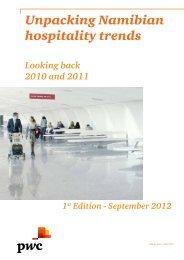Hospitality Industry - PwC