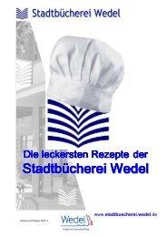 kleine Kochbuch - Stadtbücherei Wedel