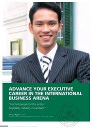 MSc in International Hospitality Management - César Ritz Colleges ...