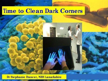 Time to Clean Dark Corners - The Lancet Conferences