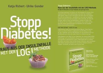 Stopp Diabetes Stopp Diabetes - Systemed Verlag