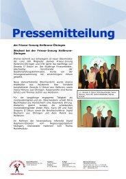 der Friseur-Innung Heilbronn-Öhringen Wechsel bei der Friseur ...