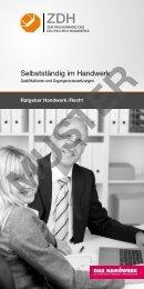 Download - handwerksblatt.de - Handwerk