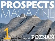 Prospects Magazine 1