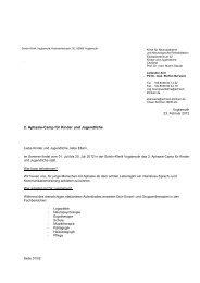 2. Aphasie-Camp für Kinder und Jugendliche - Hannelore Kohl ...