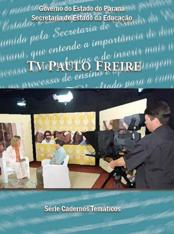 TV Paulo Freire - Portal do Professor - Ministério da Educação