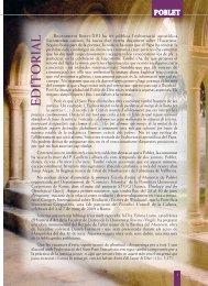 Recentment Benet XVI ha fet pública l'exhortació apostòlica ...