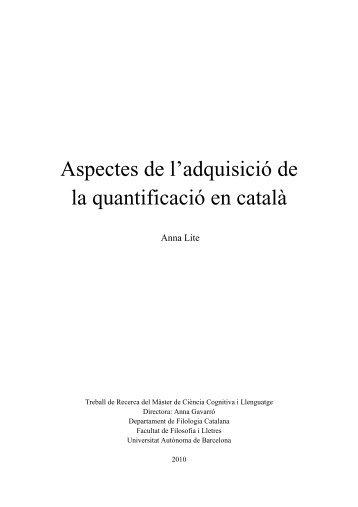 tesina (versió corregida) - Departament de Filologia Catalana ...