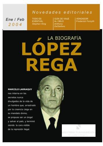 Novedades editoriales - Editorial Sudamericana Uruguaya SA