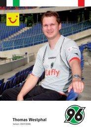 Thomas Westphal - Hannover 96