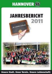Jahresbericht 2011 - Hannover 96