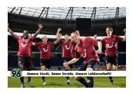 H96_Präsentation_Wandlung Dauerkarte - Hannover 96