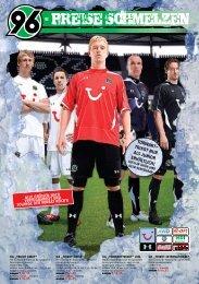 - preise schmelzen - Hannover 96