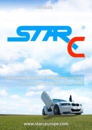 STARC catalog (English) - Greenest Carwash