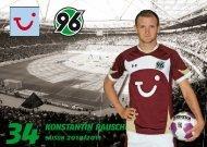 34 Rausch_konv.indd - Hannover 96