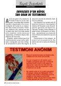 """""""Catalunya Franciscana"""" nº 230 - Provincia Framenors Caputxins de ... - Page 4"""