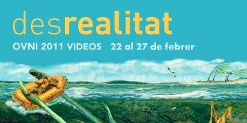 OVNI 2011 VIDEOS 22 al 27 de febrer